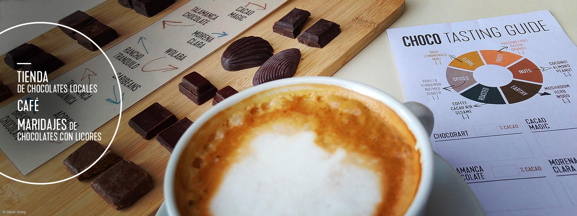 Choco - Tienda de chocolate Puerto Viejo