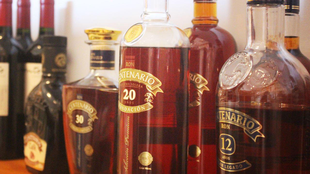 Chocolate and rum Puerto Viejo